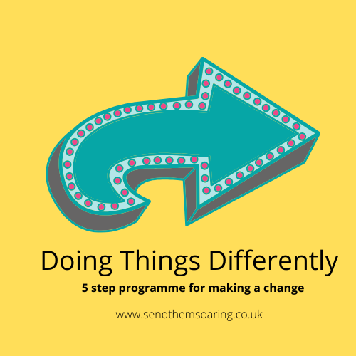 Doing Things Differently 3